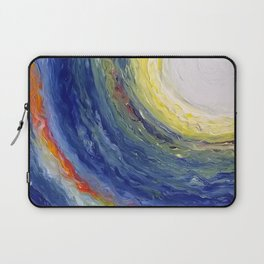 Color Burst - Painting Laptop Sleeve