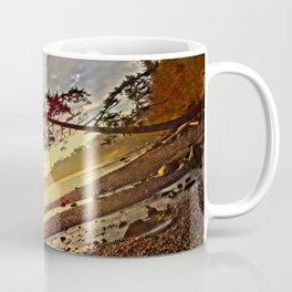 Mt Doug Beach Tree Coffee Mug