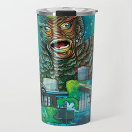 MILWAUKEE: It Came From Lake Michigan Travel Mug