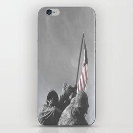 Iwo Jima iPhone Skin