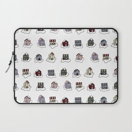 The Holiday Village Laptop Sleeve