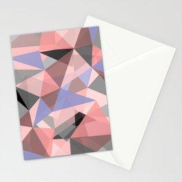 Geometric 1.8 Stationery Cards