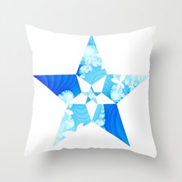 Star of Elysium Throw Pillow