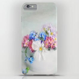 simply spring N°4 iPhone Case