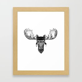 Los Speed Rebel Framed Art Print