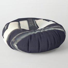 Ivories Floor Pillow