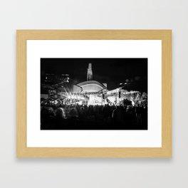 CMHR Opening Ceremony Concert Framed Art Print