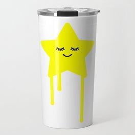 Sleepy star Travel Mug