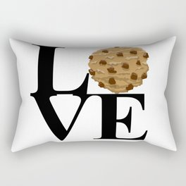 LOVE Cookies Rectangular Pillow
