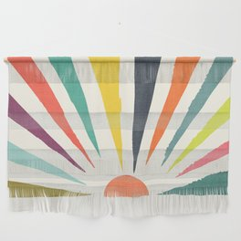 Rainbow ray Wall Hanging