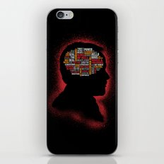 Crowley's Phrenology iPhone & iPod Skin