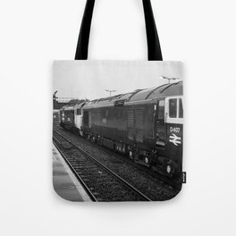 Westbury Logs Tote Bag