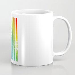 LGBT - Lesbian Gay Bisexual Transgender US Flag Support Homosexual Coffee Mug
