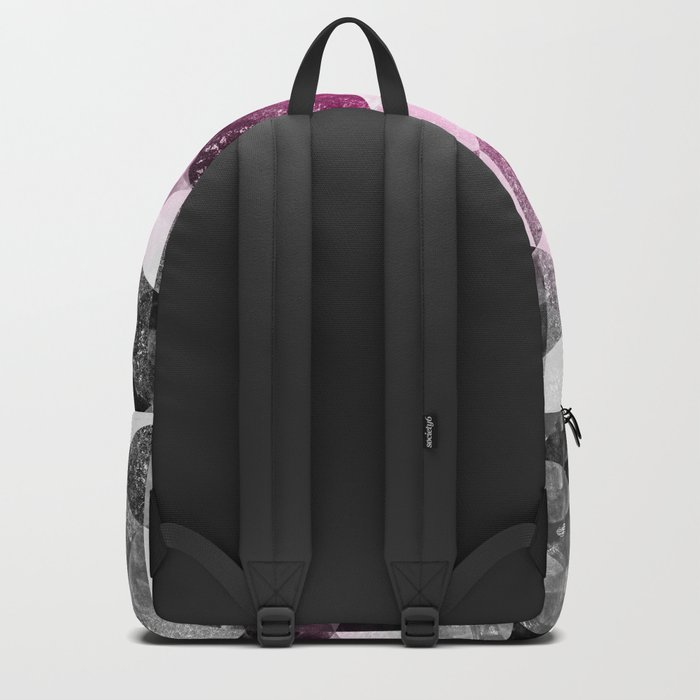 Abstract Geometric Background #4 Backpack