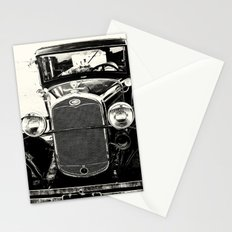 Model A Ford Stationery Cards