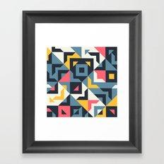 DENSI 3 Framed Art Print
