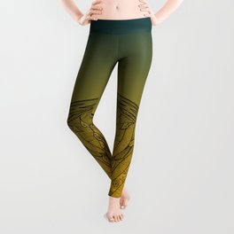 Zebra Design Leggings