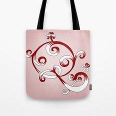 Alphabet Q Tote Bag