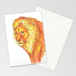 Bright Lion Stationery Cards