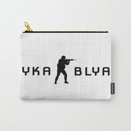 Counter strike Cyka Blyat Carry-All Pouch