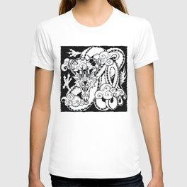 Korean Dragon T-shirt
