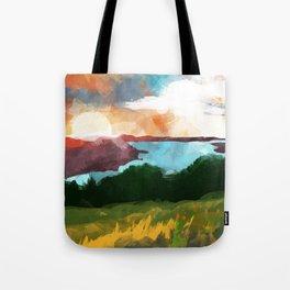 Skaneateles Lake :: Landscape Tote Bag