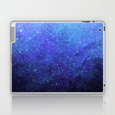 Blue Heavens: Vibrant Starfield Laptop & iPad Skin
