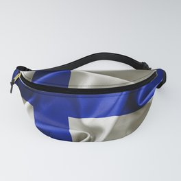 Finland Flag Fanny Pack