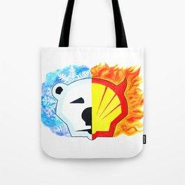 Save the Arctic Tote Bag