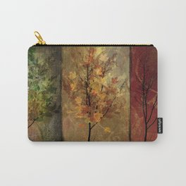 Tree Story Carry-All Pouch