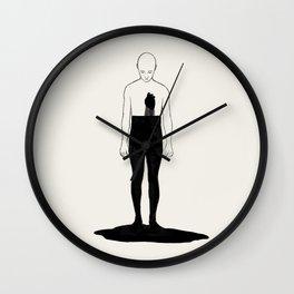 hopelessness Wall Clock