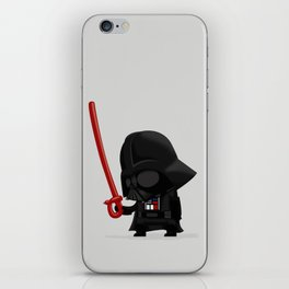 Disappointment iPhone Skin