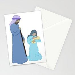 Jesus Mary and Joseph Stationery Cards