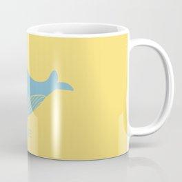 Bluega Whale Coffee Mug