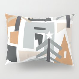 Holiday shapes Pillow Sham