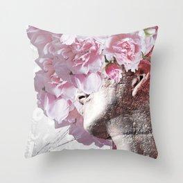 Love Me (I): Elizabeth Throw Pillow