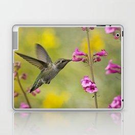Springtime Hummingbird Laptop & iPad Skin