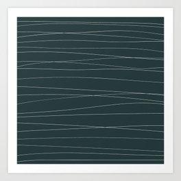 Coit Pattern 47 Art Print