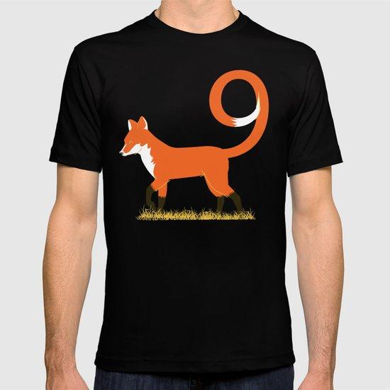 9 Tailed Fox T-shirt