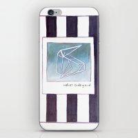 velvet underground iPhone & iPod Skins featuring velvet underground by Artista Carina