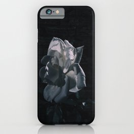 Blooming in the night iPhone Case