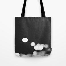 Street Lights at Night Tote Bag