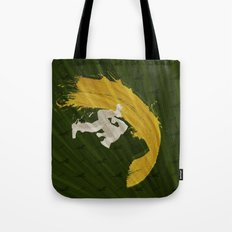 For Charlie (Homage To Guile) Tote Bag