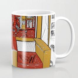 NICE SEAT WITH A VIEW Coffee Mug