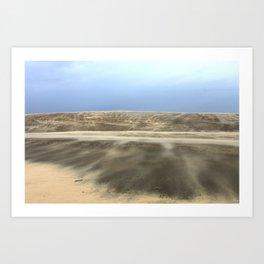 Dunes [3] Art Print