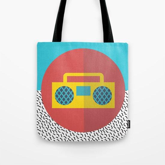 Nice People Like Music Tote Bag