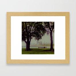 Chicago Dreaming Framed Art Print