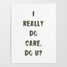DO U? Poster