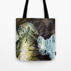 Miner's Form Tote Bag