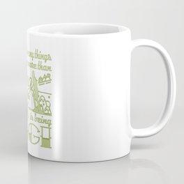 Skiing Gigi Coffee Mug